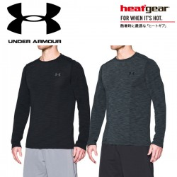 UA THREADBORNE KNIT LS
