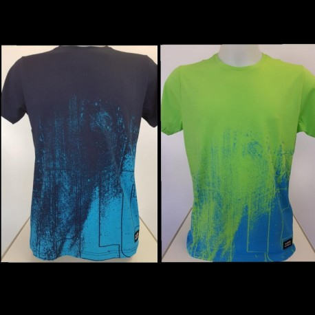 ERREA ESSENTIALSS18 MAN PAINT T-SHIRT