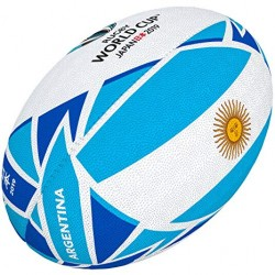 GILBERT OFFICIAL FLAG RWC 2019