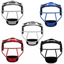 CHAMPRO THE GRILL-DEFENSIVE FIELDER\'S FACEMASK YOUTH