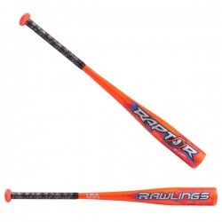 RAWLINGS US8R8 RAPTOR JR BIG BARREL YOUTH(-8) BARREL 2 5/8