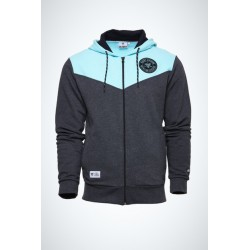 RUGBY DIVISION HOODIE ZIPPED COMPETITION