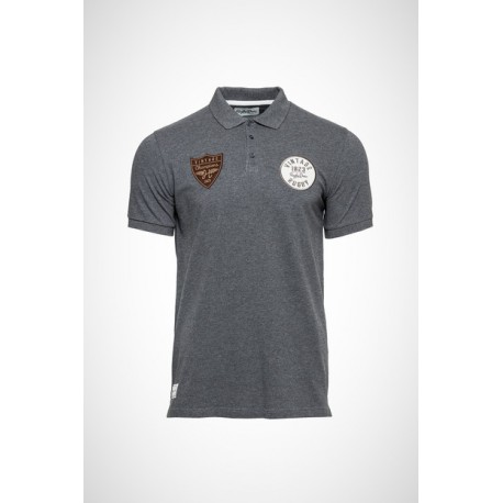 RUGBY DIVISION POLO PIQUE TRIOMPHE