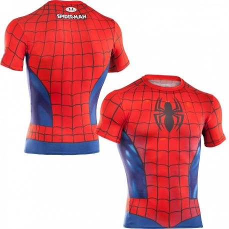 UA ALTER EGO COMPRESSION FULL SUIT MAN SPIDERMAN
