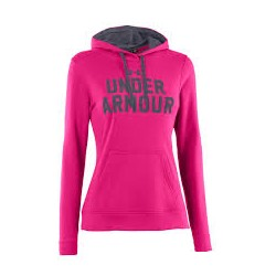 UA BATTLE HOLIDAY HOODY WOMEN
