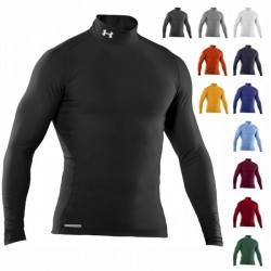 UA CG COMPRESSION MOCK COLDGEAR L/S