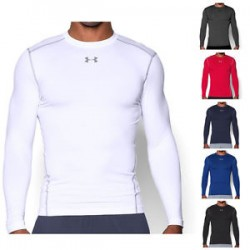UA COMPRESSION CREW II COLDGEAR MEN'S