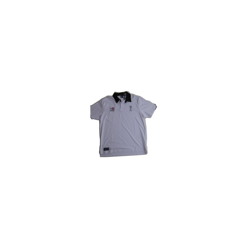 6 NAZIONI ENGLAND S/S POLO RUGBY