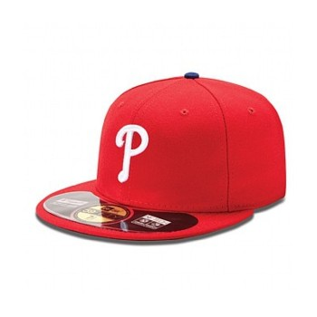 AUTHENTIC PHILADELPHIA PHILLIES ON FIELD GAME 59FIFTY