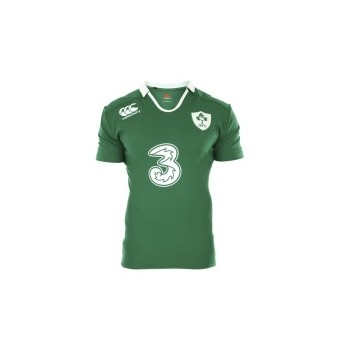 CANTERBURY IRELAND HOME TEST SS RUGBY