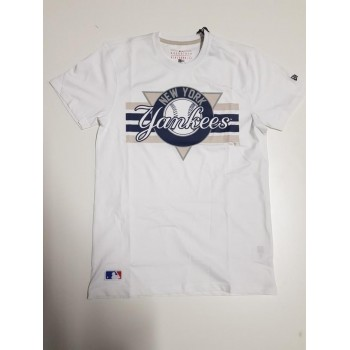 NEW ERA MLB NEY YANKEES OG LOGO TEE