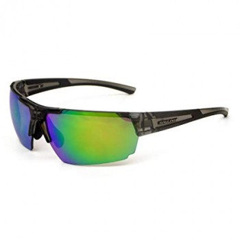 RAWLINGS 28 BLACK/GREEN RV  SUNGLASSES ADULT