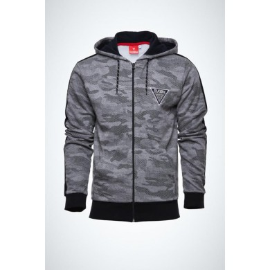 RUGBY DIVISION HOODIE ZIPPED URBAN