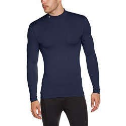 UA  EVO COLDGEAR COMPRESSION MOCK  L/S