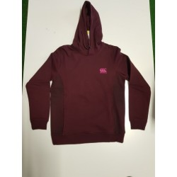 CANTERBURY WOMENS LOGO PRINCESS HOODY