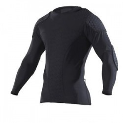 MCDAVID HEX LONG SLEEVE GOALKEEPER SHIRT W/ SHOULDER