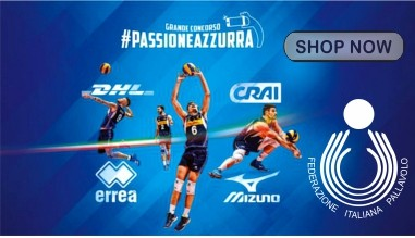 ITALIA VOLLEY MERCHANDISE